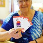 Mentex rörelsekort Irma 91år