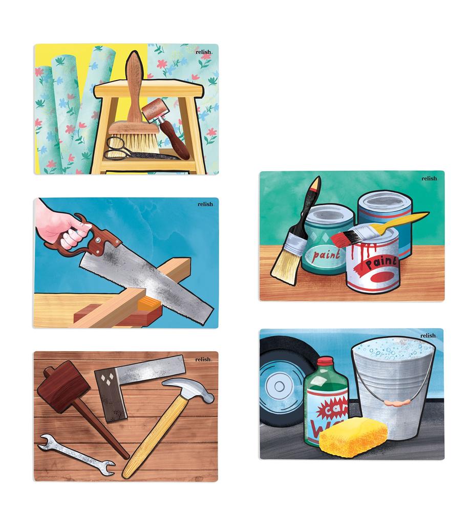 Måla med vatten vattenmålning Renovering hemma 1