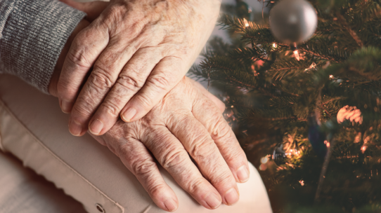 Fira jul med alzheimer