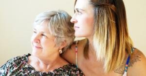 Morsdag demens dement