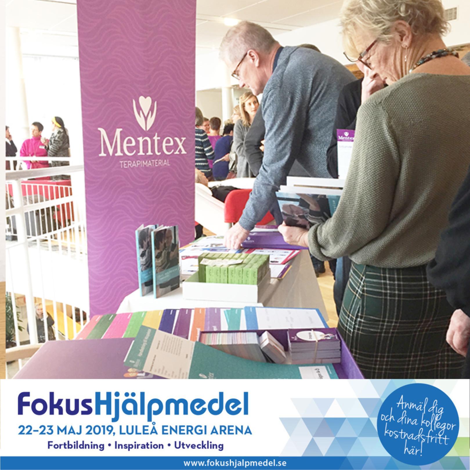 Fokus Hjälpmedel Luleå 2019