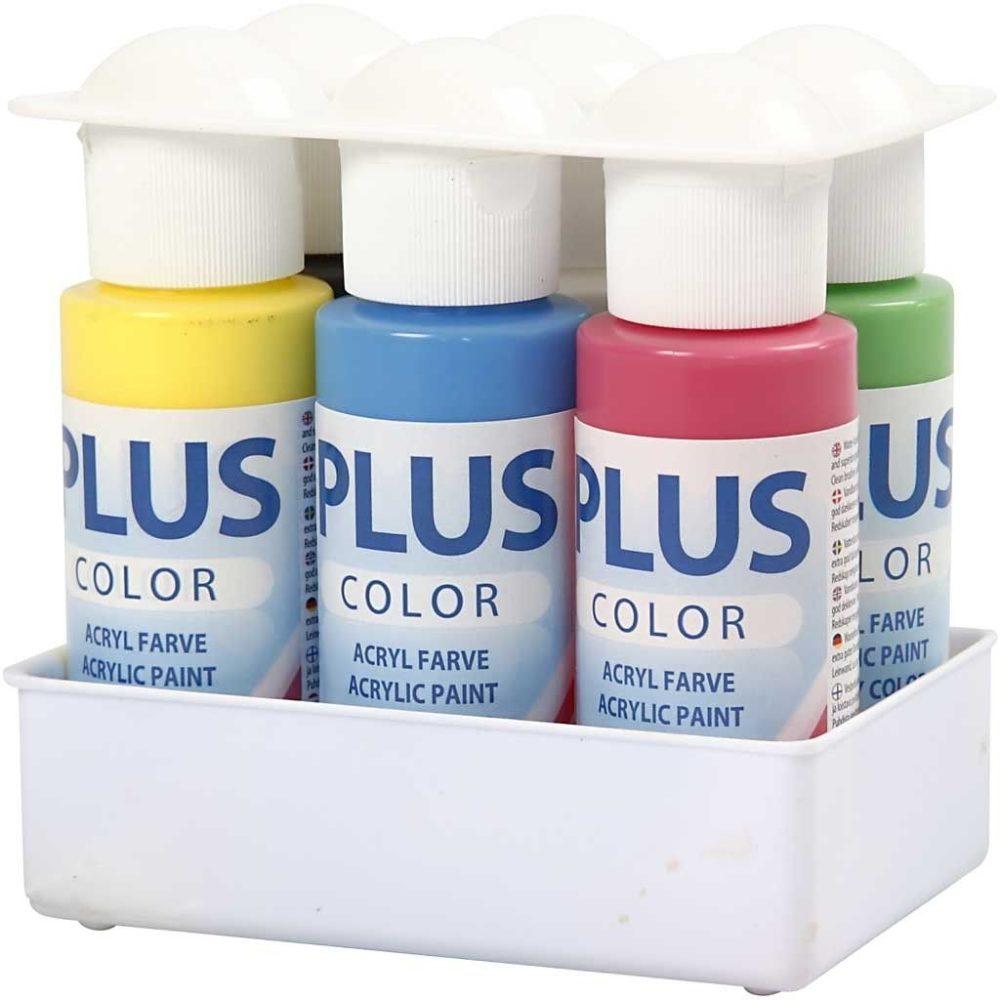 Sensoriksa påsar färg