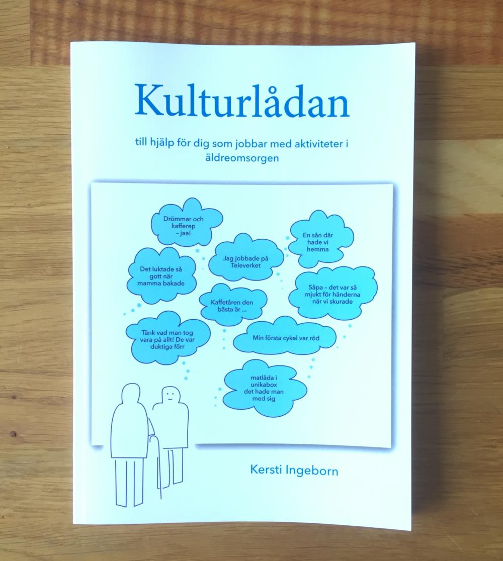 Kulturlådan aktiviteter i äldreomsorgen Kersti Ingborn