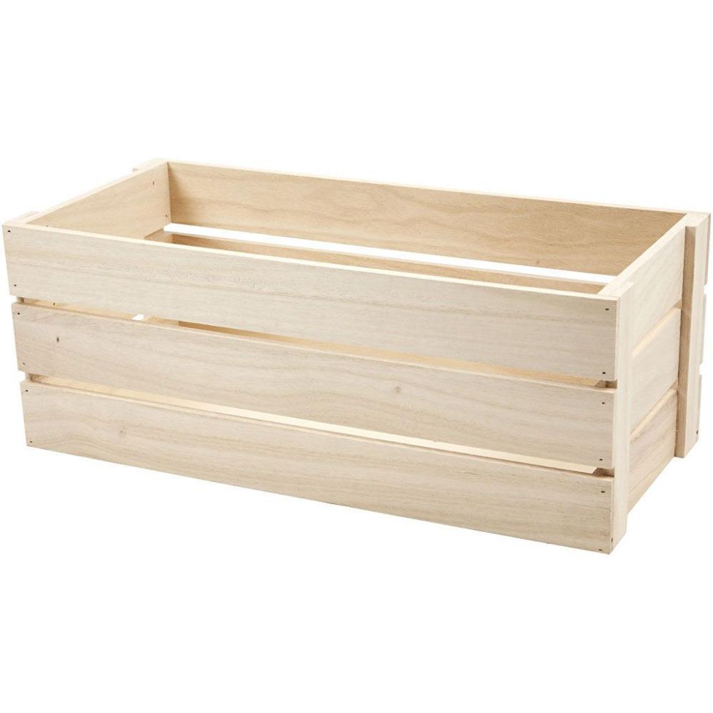 Låda trä Kultur låda reminiscens låda