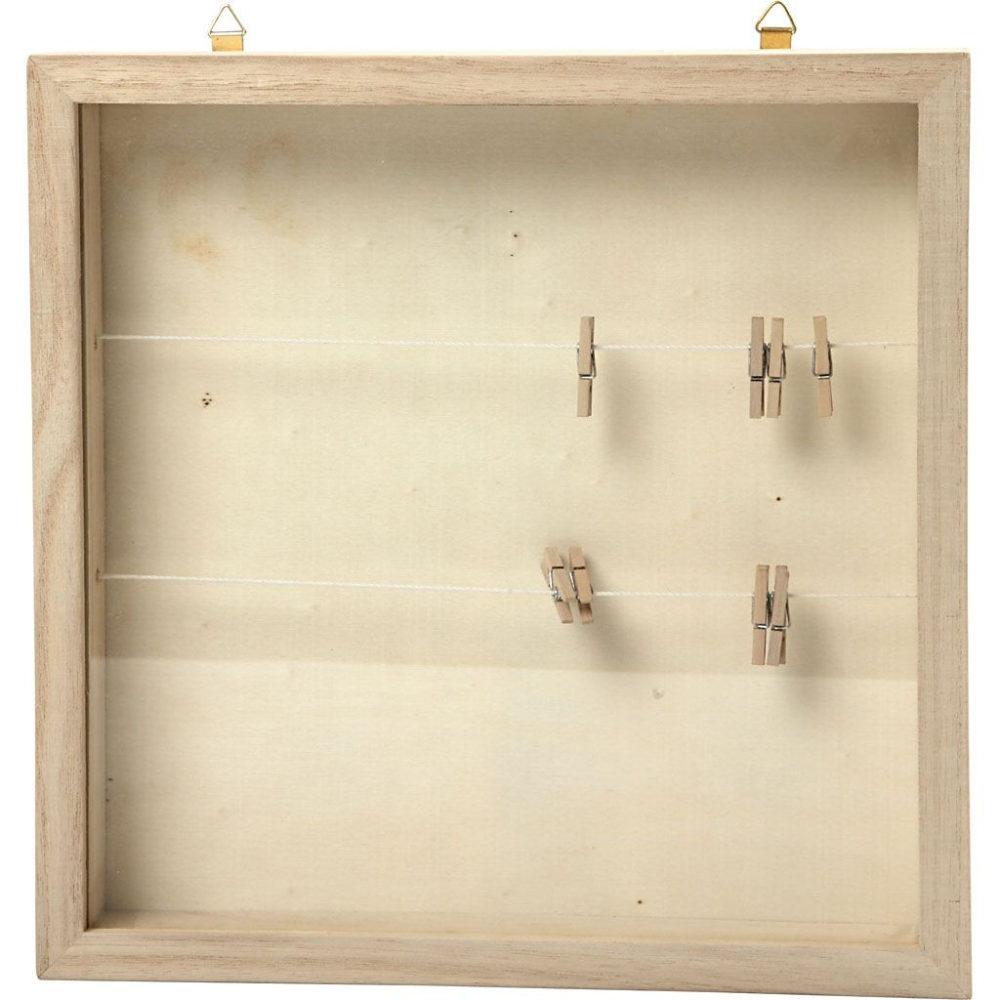 Minnesbox , Reminiscensbox , 3D-ram