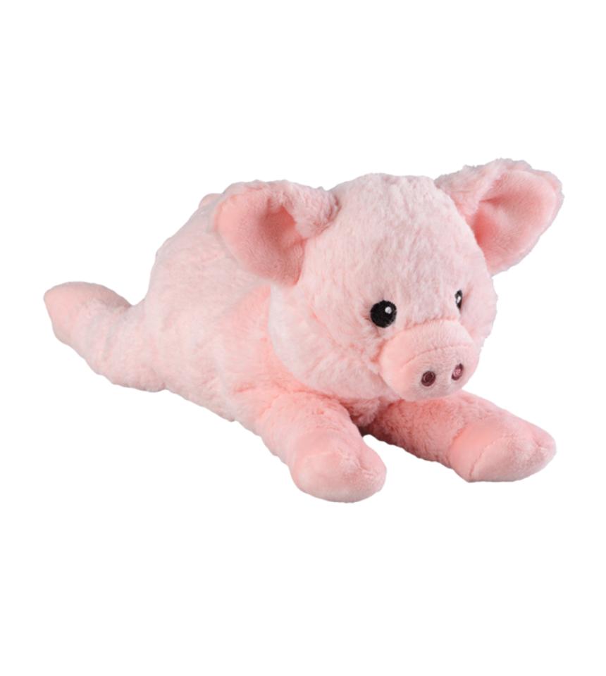 Värmedjur gris tvättbar