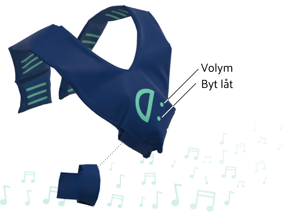 Joyvest- rörelse demens musik