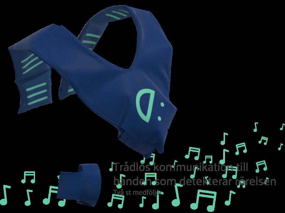 Joyvest - rörelse demens musik 1