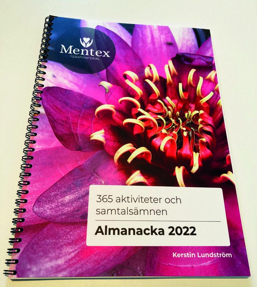 Almanacka 365 aktiviteter 2022