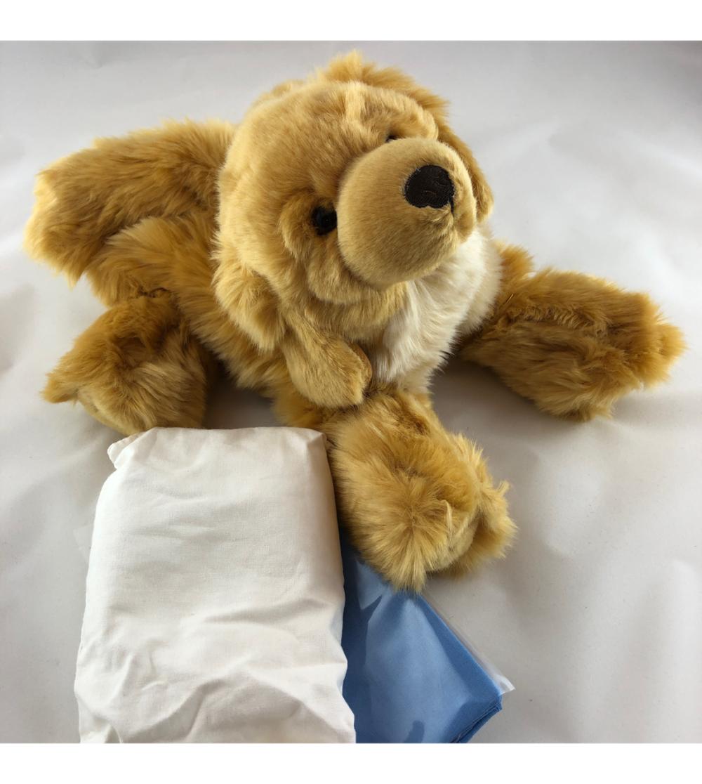 Terapihund terapidocka värmehund demensdocka Lennart