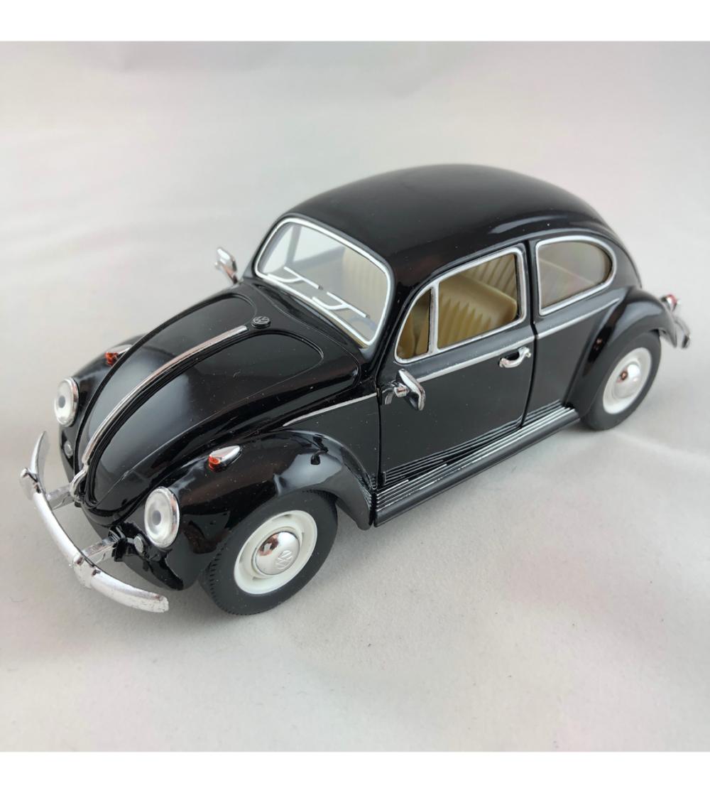 VW - folkvagn bubbla svart