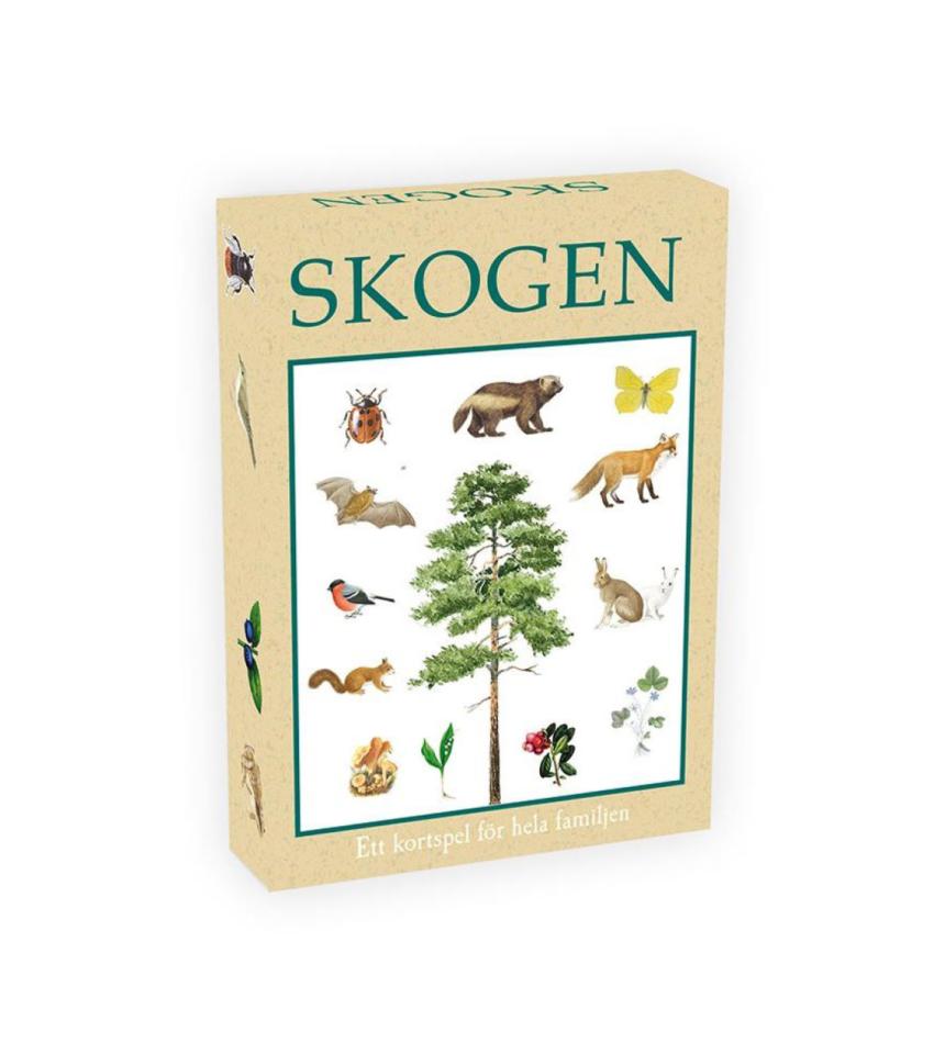 skogen ett kortspel