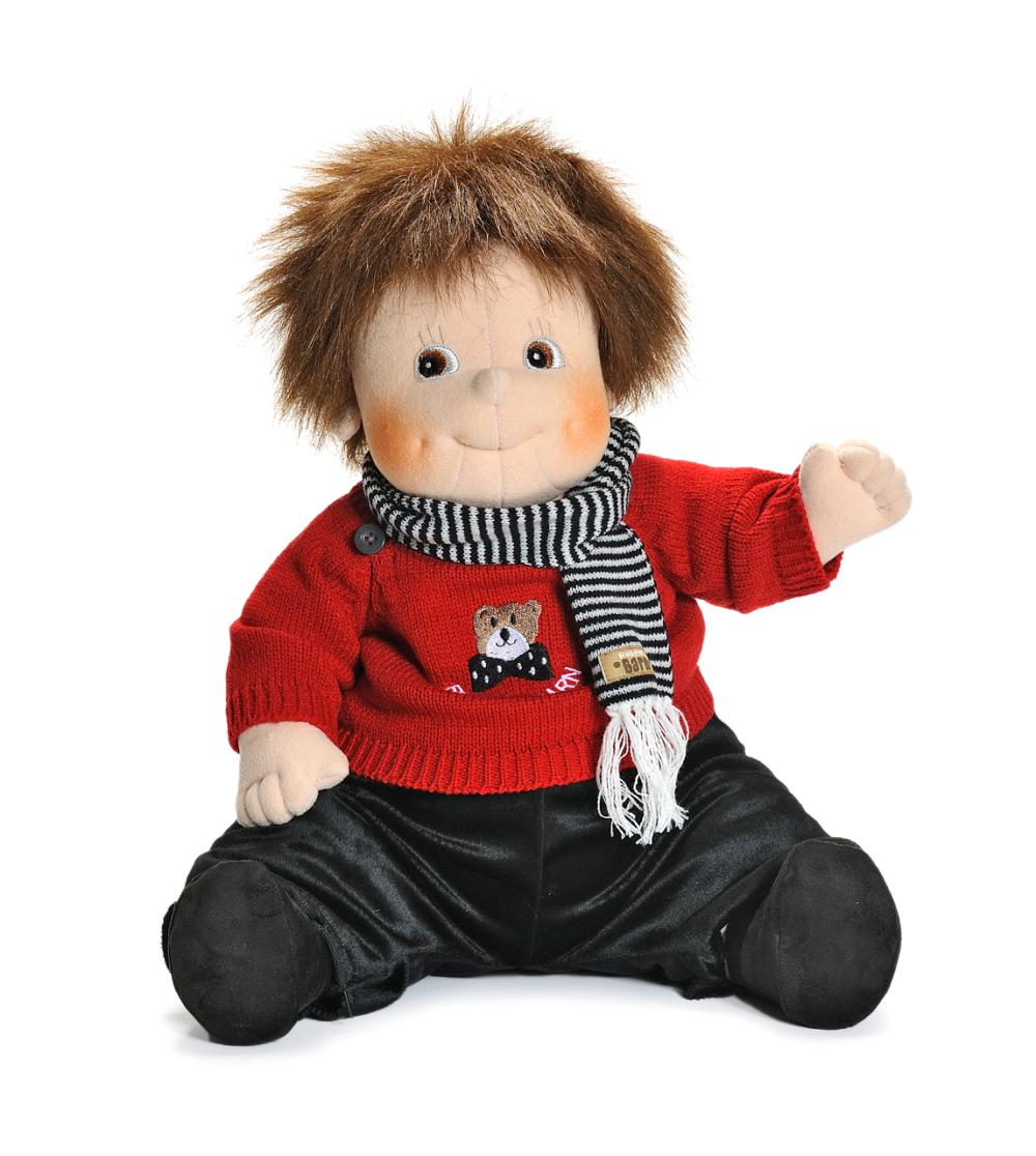 Emil Teddy rubens barn 20013-315 terapidocka demensdocka