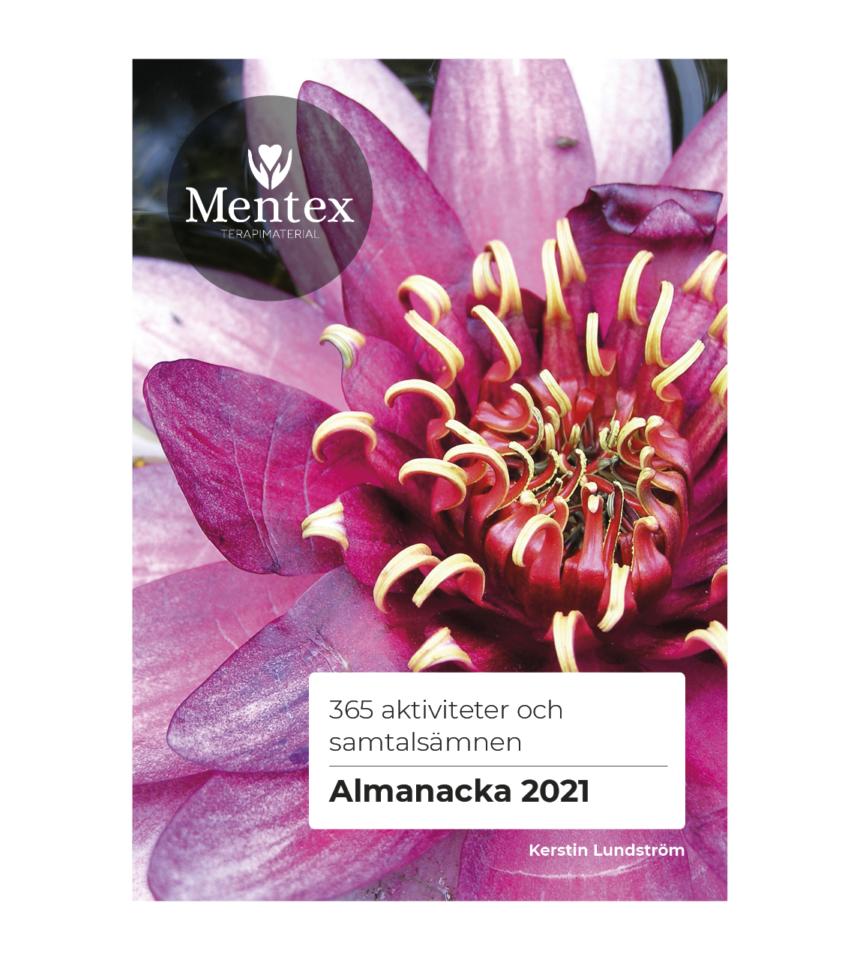 365 aktiviteter och samtalsämnen Almanacka 2021 Kerstin Lundström