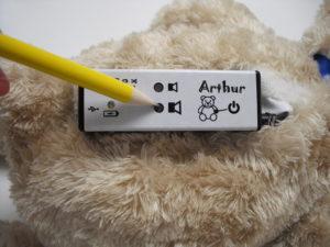 Arthur musikbjörn demens musik björn ljud