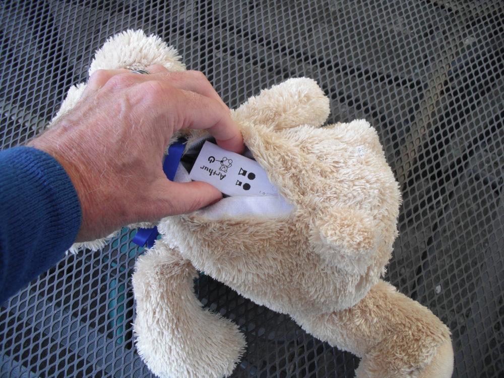 Arthur musikbjörnen