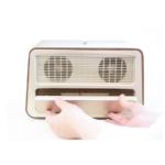 Enkel radio för äldre en knapp radio 2