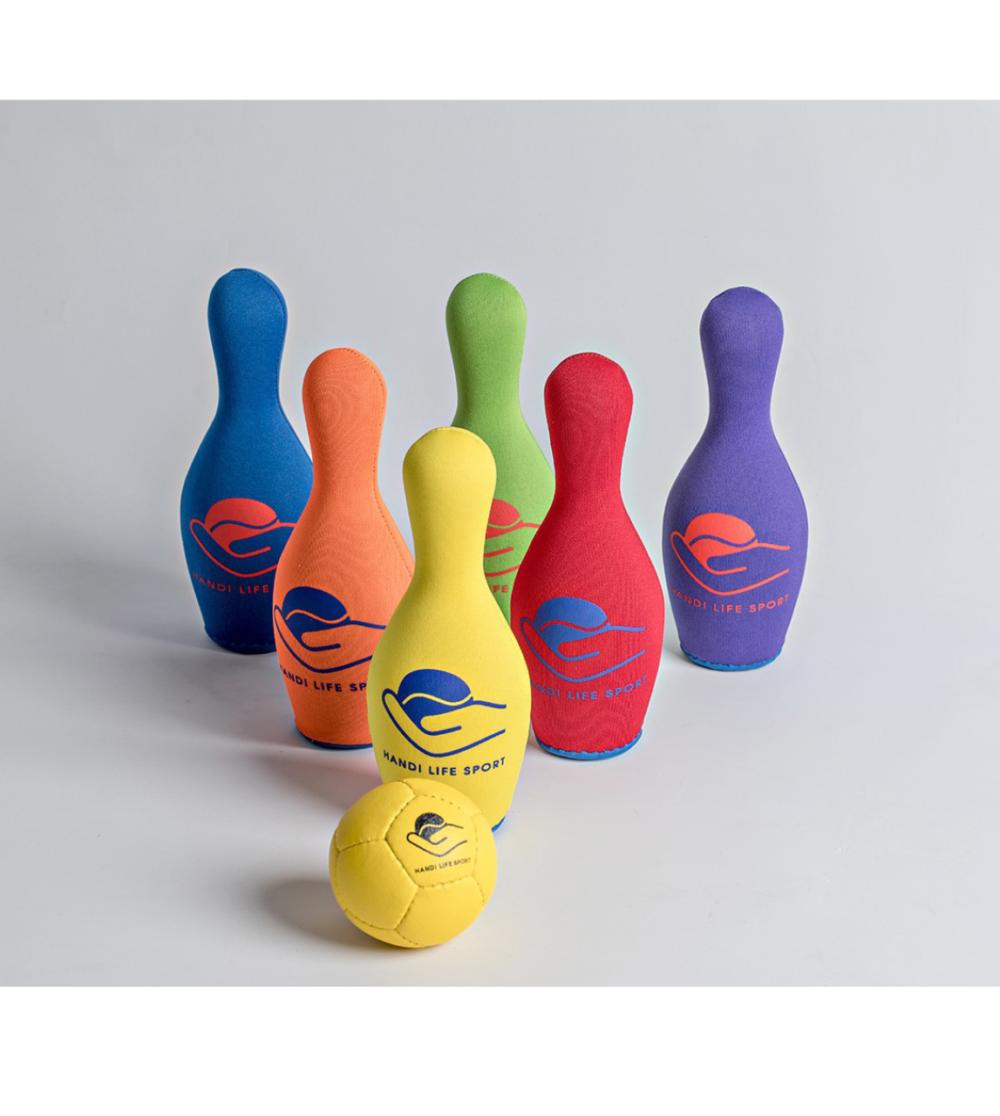 Bowling med boccia 1