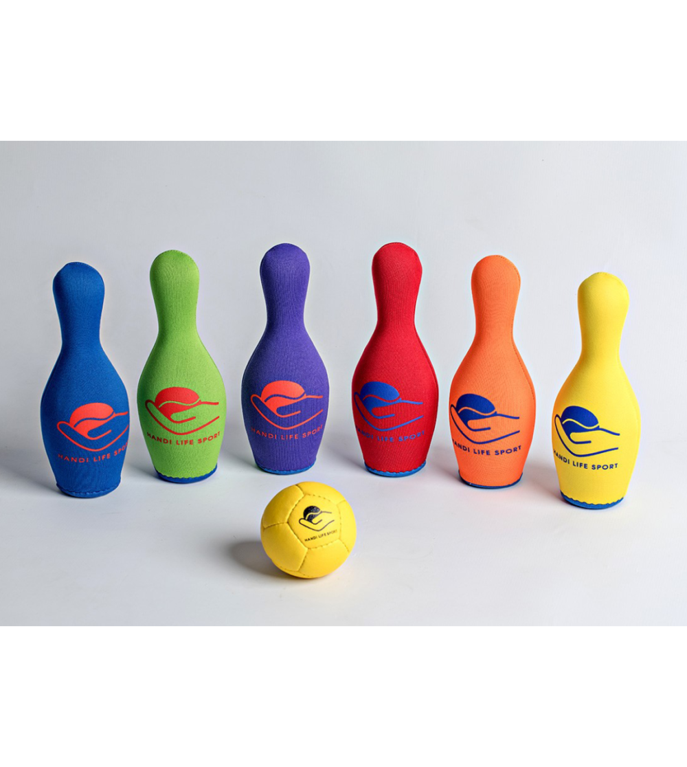 Bowling med boccia 2